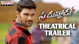 Speedunnodu Theatrical Trailer    Speedunnodu Movie    Bellamkonda Sreenivas, Sonarika