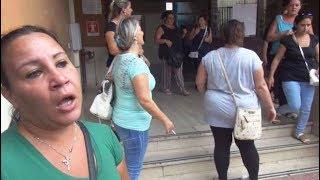Palermo, topi e scarafaggi, protesta in una scuola del Borgo Vecchio