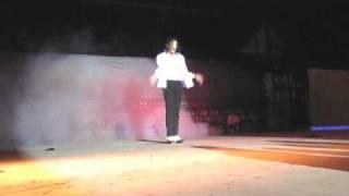 MICHAEL JACKSON'S GHOSTS Live Tribute by: Tony J Redburn