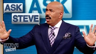 Ask Steve Extra: This is what women do! || STEVE HARVEY