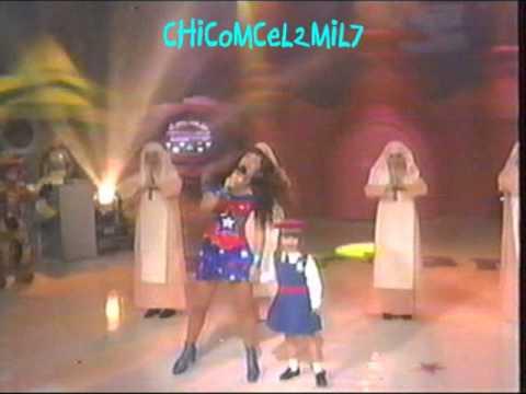 TaTiaNa & DaNieLa aeDo Carita De Angel El Espacio De Tatiana Chicomcel 2mil1