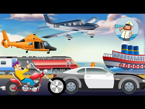 Xxx Mp4 Modes Of Transport For Kids Learn Transport Vehicles Nursery Rhymes For Children 3gp Sex