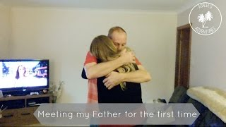 Meeting my Father (for the first time ever)