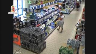 Palermo, la figlia dell'ex 'regina dello zen' arrestata per rapina a un supermercato