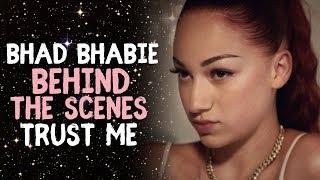 "Bhad Bhabie ""Trust Me"" feat. Ty Dolla $ign BTS Music Video   Danielle Bregoli"