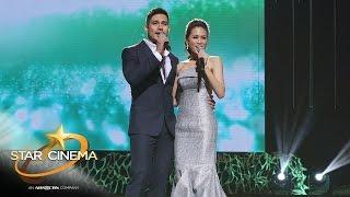 Piolo Pascual and Toni Gonzaga Soriano Guillermo Mendoza Awards Performance
