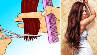 11 اعتقادا خاطئا عن الشعر تمنع شعرك من النمو طويلا