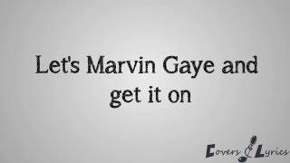 Marvin Gaye (Cover) by Kristel Fulgar and CJ Navato (Lyrics Video)
