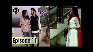 Badnaam Episode 11 - 29th OCT 2017- Sanam Chudary & Ali Kazmi - Top Pakistani