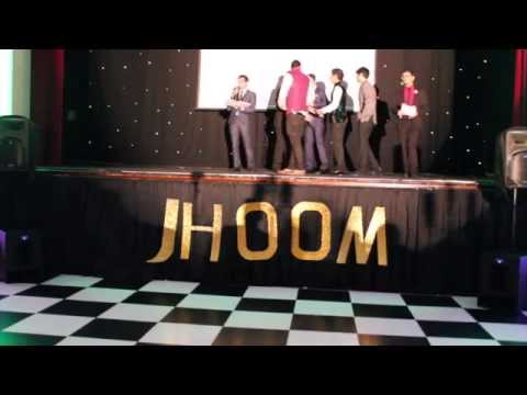 India Week 2014: Jhoom - The Grand Indian Ball, University of Manchester
