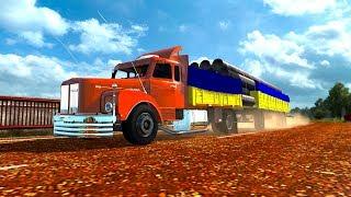 Me voy a Argentina! De Iguazú a Resistencia Corrientes | Scania 111 Acoplado