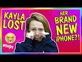 KAYLA LOSES HER iPHONE X! | We Are The Davises