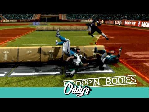 Dropping Bodies Backbreaker Vengeance Montage