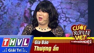 THVL | Cười xuyên Việt - Phiên bản nghệ sĩ 2016 | Tập 3: Thượng ẩn - Gia Bảo
