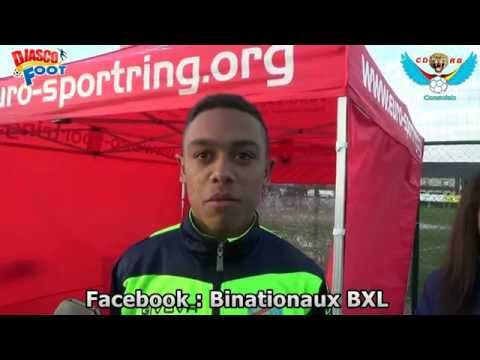 Interview de Maxime & Morgane Aelen après Hasselt Cup 2015