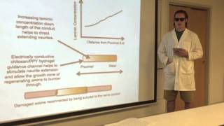 Biomaterials Project - Nerve Conduit