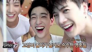 Got7 funny crazy time ( part 2 )