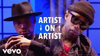 NE-YO - Ne-Yo & Ty Dolla $ign Talk Dr. Dre, Genre Bending And New Music