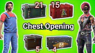 Chest Opening Free Fire Romania