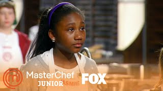 Jasmine Is Talented Beyond Her Years | Season 5 Ep. 15 | MASTERCHEF JUNIOR