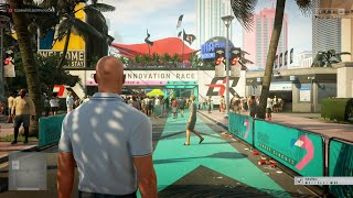 17 Minutes of Hitman 2  Gameplay - E3 2018 (No Sound)
