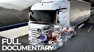 Exceptional Engineering - The World´s Biggest Truck Factory