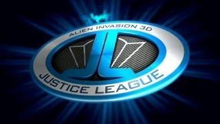 Sally Corporation   Justice League : Alien Invasion 3D