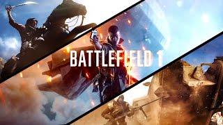 Battlefield 1《戰地風雲1》Part 1 - 重溫第一次世界大戰!![中文版]
