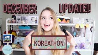 ✌ KOREATHON ✌ December Update!!