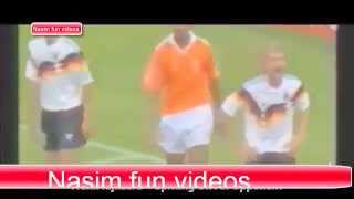 Top 10 funniest moments in Football  part 01