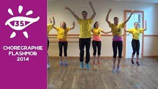 Magic in the air  (Chorégraphie Flashmob Téléthon Rennes 2014)