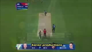 barandon vs ab de village 360 digre forces batsman