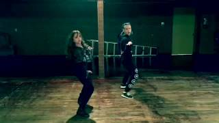 Work by Rihanna - JoJo Gomez Choreography