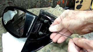 Sequential Arrows for Car Side Mirror Turn Signal Part 2