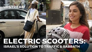 Electric Scooters: Israel