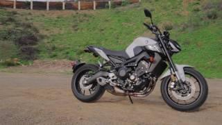 2017 Yamaha FZ-09 Review   4K