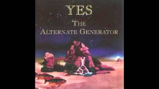 Yes 1987 (audio only) Final eyes - Alt. version