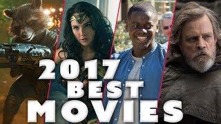 Top 10 Best Movies of 2017!