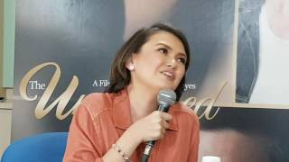 Angelica Panganiban on being there for Jobert Austria to keep him away from drugs