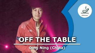 Ding Ning - Off the Table