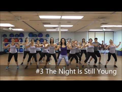 Top 10 Zumba Video Count Down to 2016