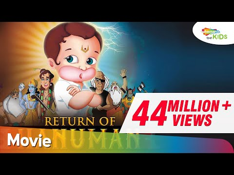 Xxx Mp4 Popular Animated Movie Return Of Hanuman HD OFFICIAL Full Movie Shemaroo Kids Hindi 3gp Sex
