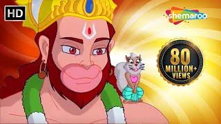 Popular Animated Movie   Return Of Hanuman (HD) OFFICIAL Full Movie   Shemaroo Kids Hindi