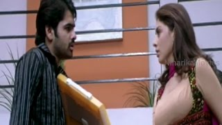 Ram Get's Back Hansika's Certificates - Love Scene - Maska Movie Scenes
