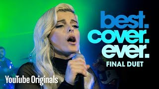 "Bebe Rexha ""The Way I Are:""  Best.Cover.Ever. Final Duet"