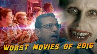 Awfully Good Movies: The Worst Movies of 2016!