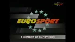 Eurosport ident 1990 (English version)