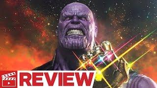 Avengers: Infinity War Review (2018)