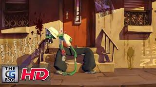 "CGI 3D Animated Short: ""ZOMBAIZE"" - by Nicolas Lebas"