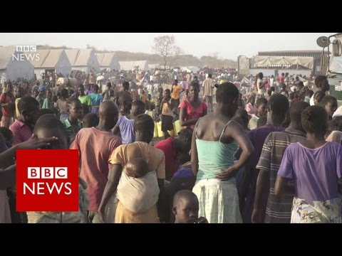 Xxx Mp4 South Sudan Famine Worsens With Ongoing Conflict BBC News 3gp Sex